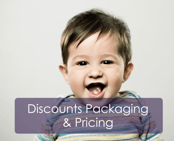 Discounts & Package Pricing